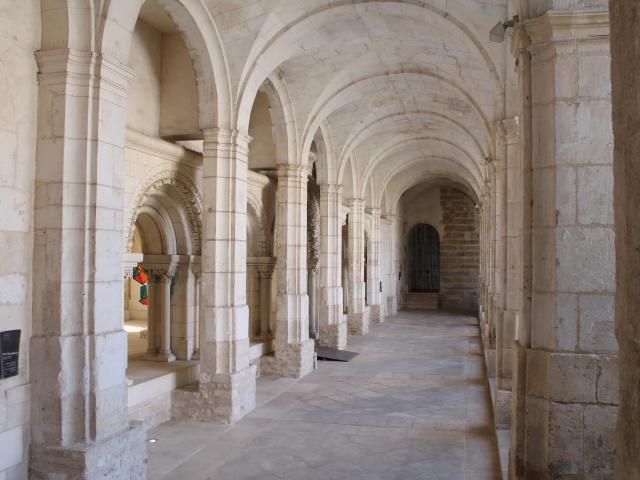 Cloître Abbaye