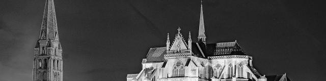Abbaye Nuit Noir Blanc