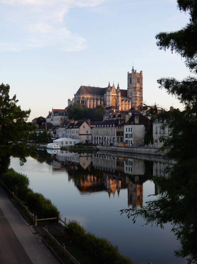 Cathédrale Saint-Etienne Auxerre Yonne