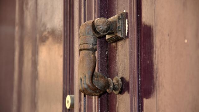 Détail porte