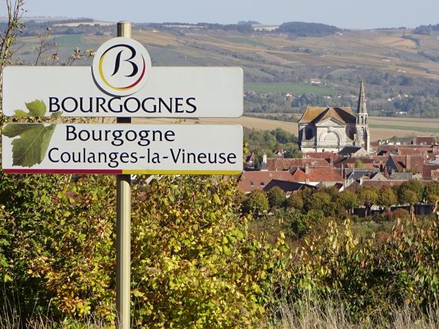 Coulanges La Vineuse