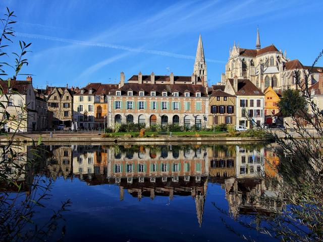 Place Saint Nicolas reflets