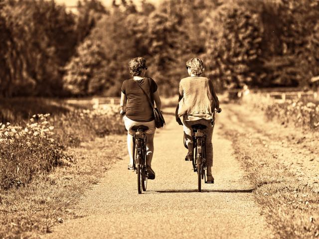 Femmes à Vélo