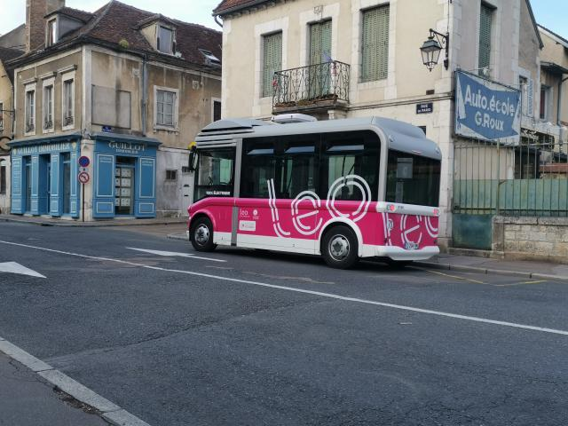 Navette Gratuite-Auxerre-