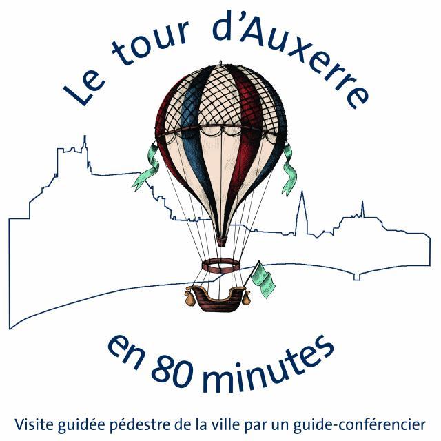 Tour D'auxerre En 80 Minutes