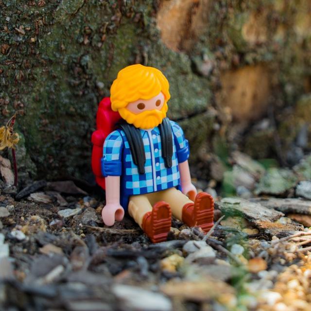 Randonneur Playmobil